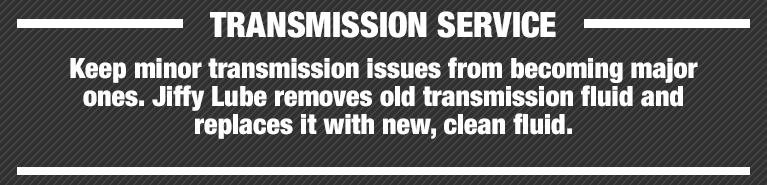 Jiffy Lube Knoxville Transmission Service Details